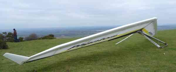 alfriston hang glider