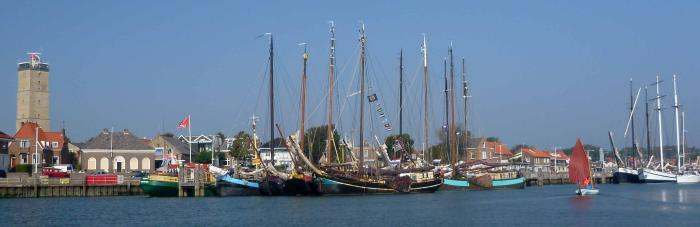 geralds boat entering terschelling