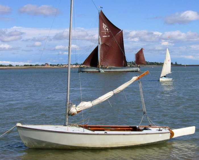 06-08-21 grey boat at east mersea